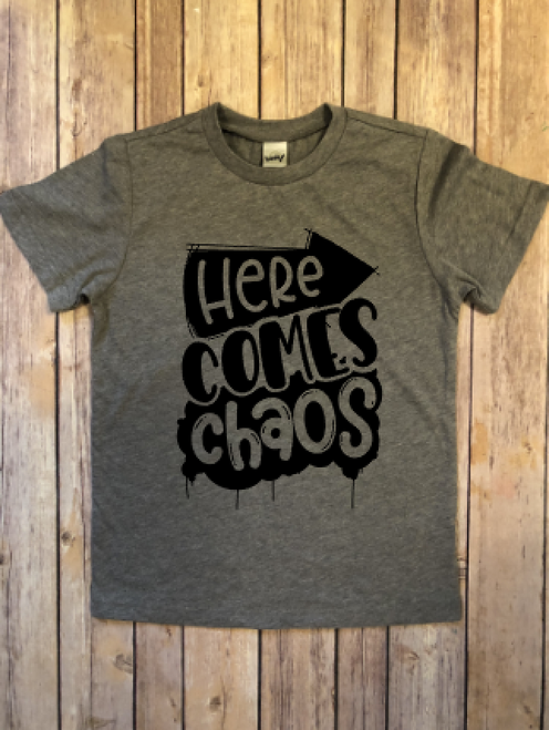 Here Comes Chaos...
