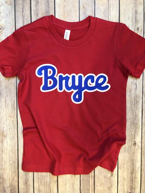 Bryce...