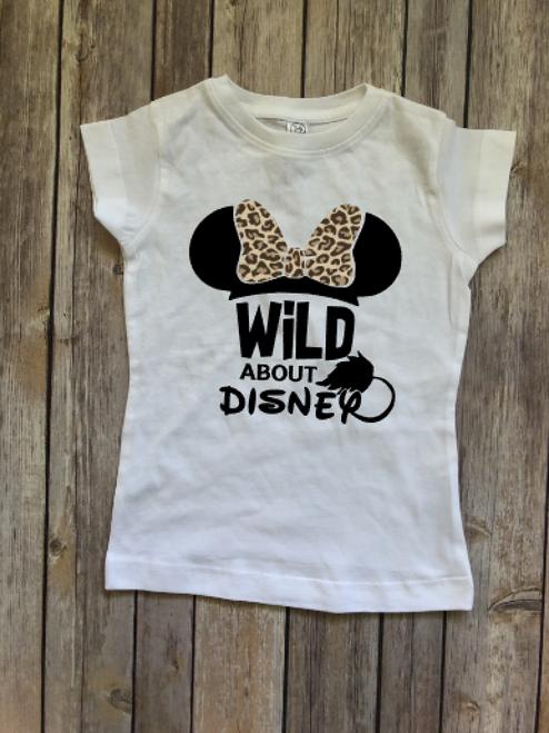 Wild about Disney...