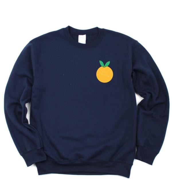 Crewneck Sweatshirt (Navy)