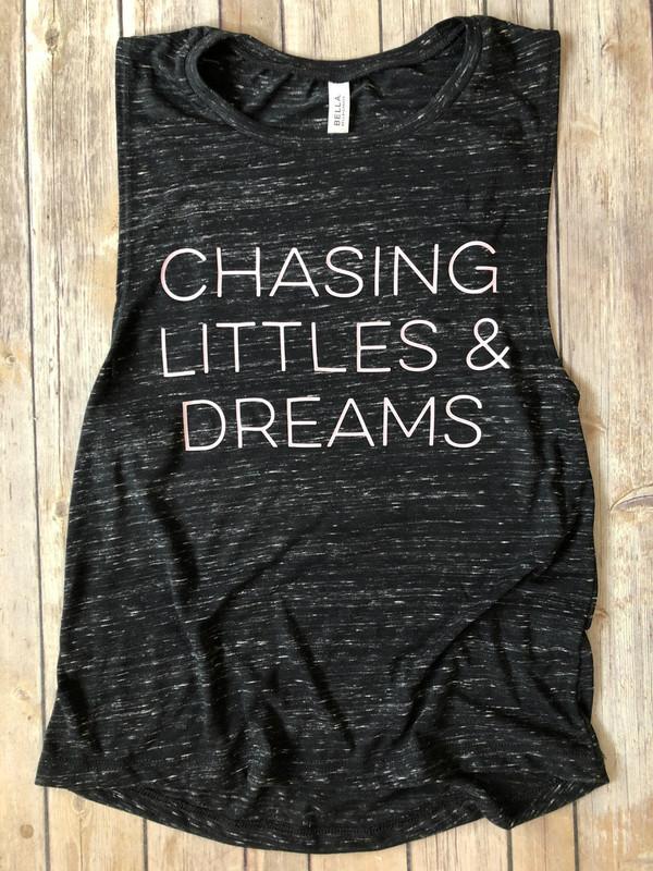 Chasing Littles & Dreams...