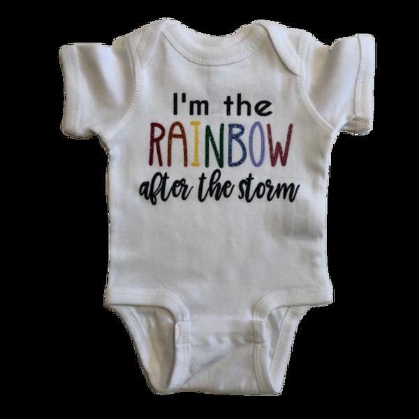 Rainbow Baby...