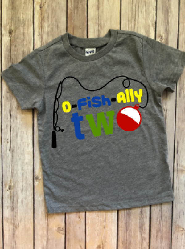 O-Fish-Ally Two...