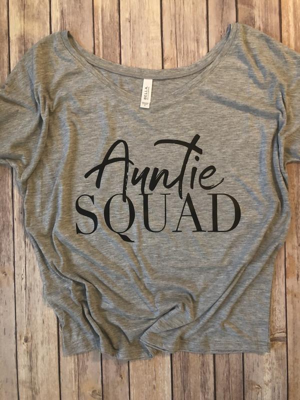 Auntie Squad...