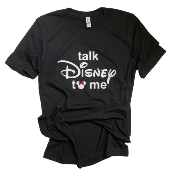 Talk Disney to Me
