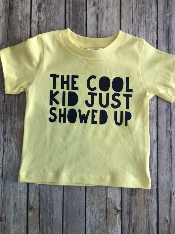 The Cool Kid...