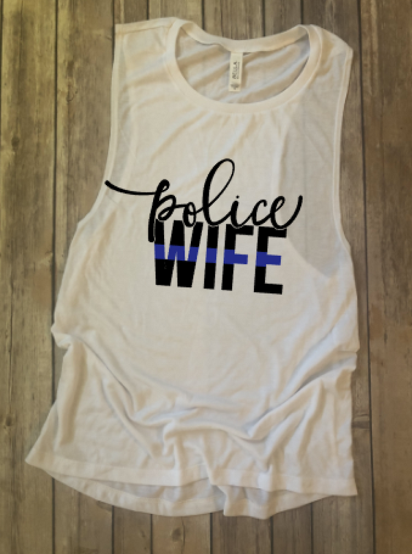 Police Wife...