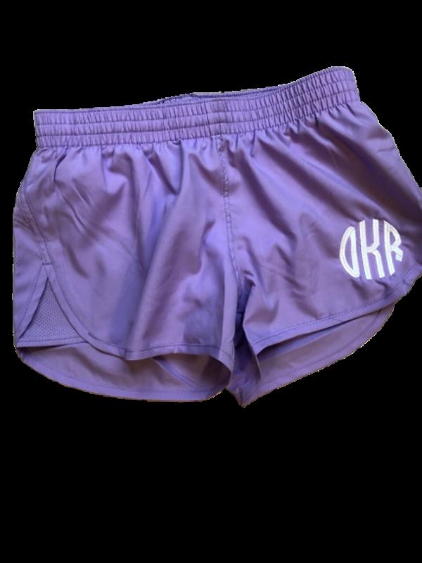 Wayfarer Embroidered Shorts