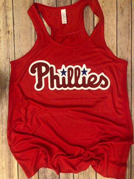 Glitter Phillies Shirt