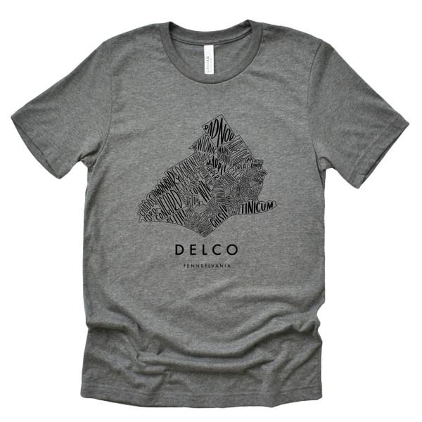 Delco Map