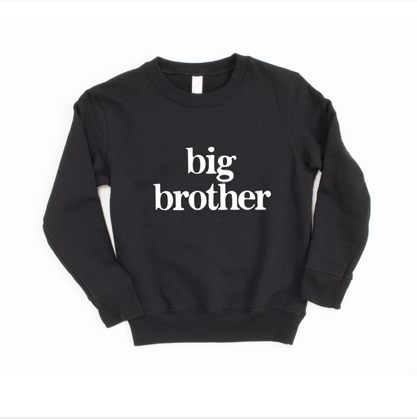 Big Bro Crewneck Sweatshirt