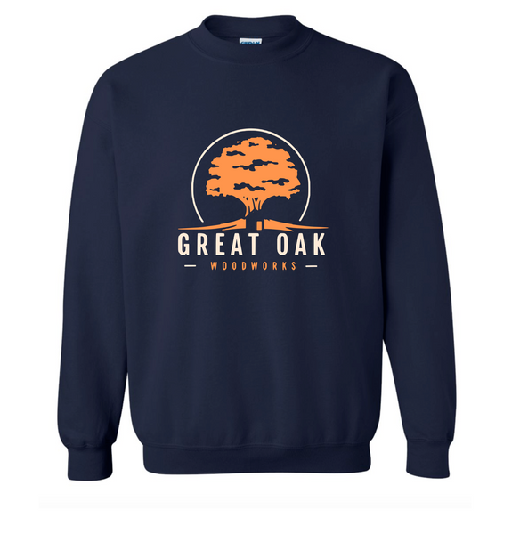 Unisex Crewneck Sweatshirt (Great Oak Woodworks)