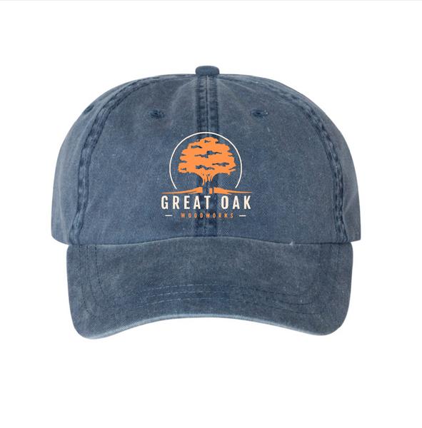 Baseball Hat (Great Oak Woodworks)