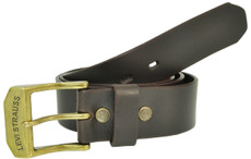 Levi's Bridle Leather Belt - Brown - 11LV0204-200