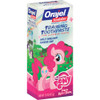 Orajel My Little Pony Fluoride Free Training Toothpaste, Fruity, Characters May Vary, 1.5 oz, 1 Ea