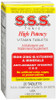 SSS Tonic High Potency Multivitamin &  Mineral + Iron / B-Vitamin Tablets, 20 ct, 1 Ea