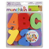 Munchkin Bath Letters & Numbers, Colors May Vary, 36 ct