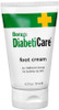 Borage DiabetiCare Foot Cream, 4.2 oz, 1 Ea