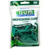 Butler GUM Professional Clean Flossers, Mint, 90 ct, 1 Ea