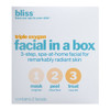 Bliss Triple Oxygen Facial In A Box, 1 Ea