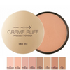 Max Factor Creme Puff Pressed Powder, 21 Gr (WITH FREE MAKEUP BLENDER, COLORS MAY VARY)