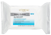 L'Oreal Paris Ideal Clean Makeup Removing Towlettes, All Skin Types, 25 ct