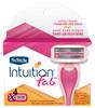 Schick Intuition FAB 5-Blade Razor Refill Cartridges, 4 CT