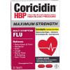 Coricidin HBP Maximum Strength Flu Tablets, 24 CT