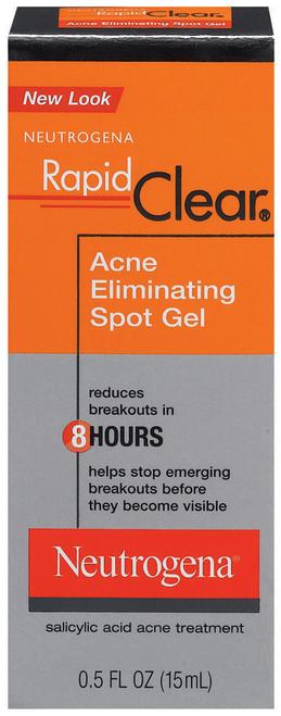 Neutrogena Rapid Clear Stubborn Acne Spot Gel 1 Oz Nationwide