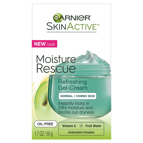 Garnier SkinActive Moisture Rescue Refreshing Gel Cream, 1.7 oz