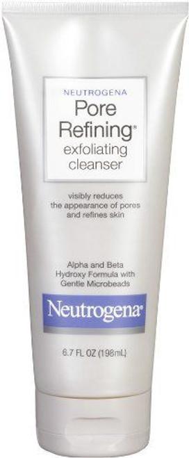 Neutrogena Pore Refining Exfoliating Cleanser, 6.7 oz