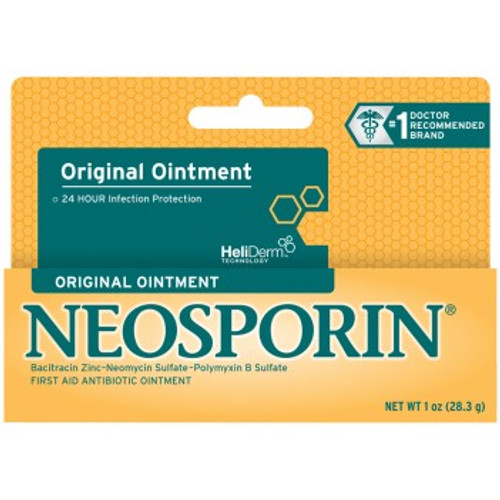 Neosporin Original First Aid Antibiotic Ointment, 1 oz, 1 Ea