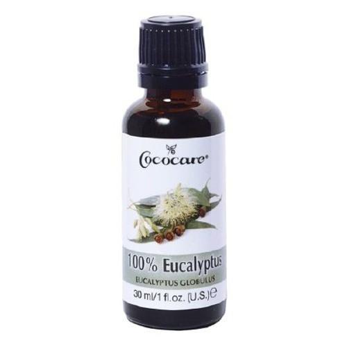 Cococare 100% Eucalyptus Oil, 1 oz