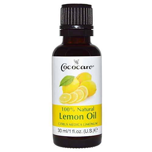 Cococare 100% Lemon Oil, 1 oz