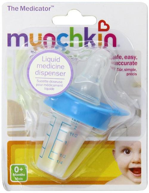 Munchkin The Medicator, Medicine Dispenser, Colors May Vary