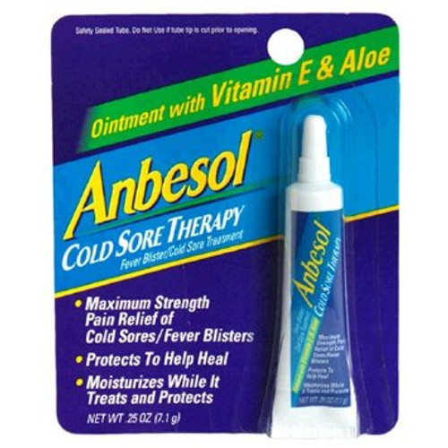 Anbesol Regular Strength Instant Pain Relief Oral