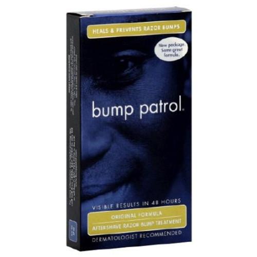 Bump Patrol Original Formula Aftershave Treatment for Razor Bumps & Burns, 2 oz