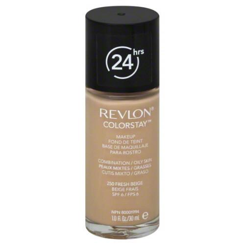 Revlon Colorstay 24HR Liquid Makeup Foundation, Combination-Oily, 1 oz