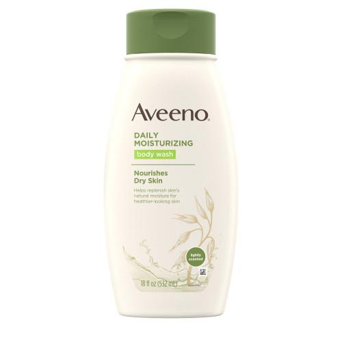 Aveeno  Daily Moisturizing Body Wash, 18 oz