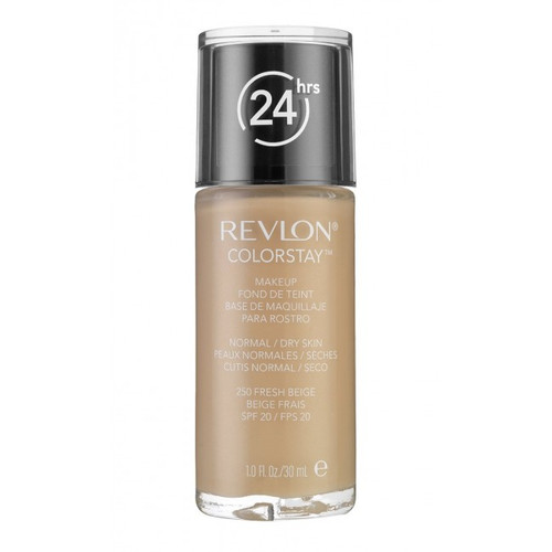Revlon Colorstay 24Hrs Liquid Makeup Foundation, Normal-Dry, 1 oz
