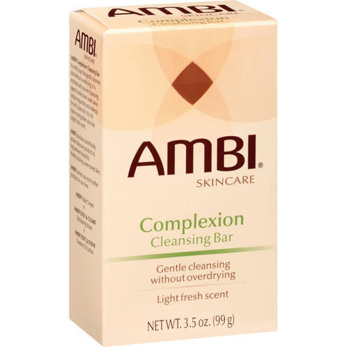 Ambi Skincare Complexion Cleansing Soap Bar, 3.5 oz