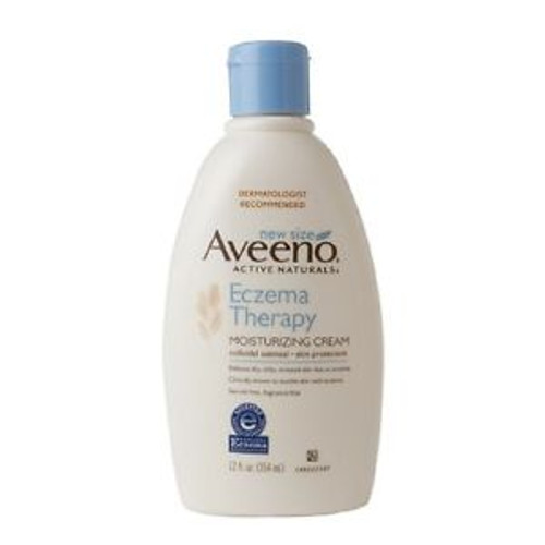 Aveeno  Eczema Therapy Moisturizing Cream, 12 oz