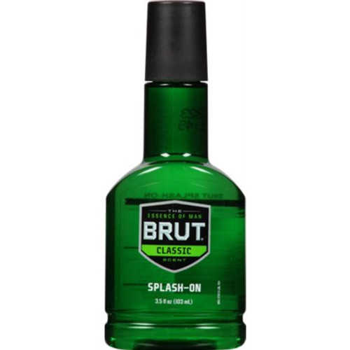 Brut Classic Splash-On, 3.5 oz