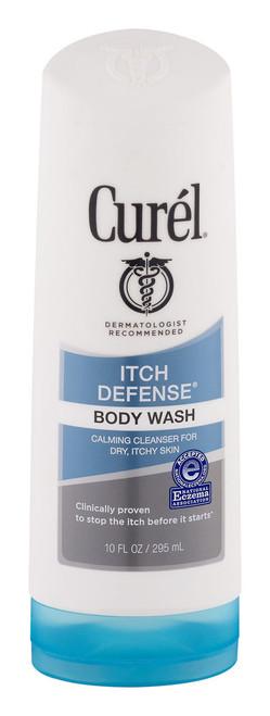 Curel Itch Defense Body Wash, 10 oz, 1 Ea