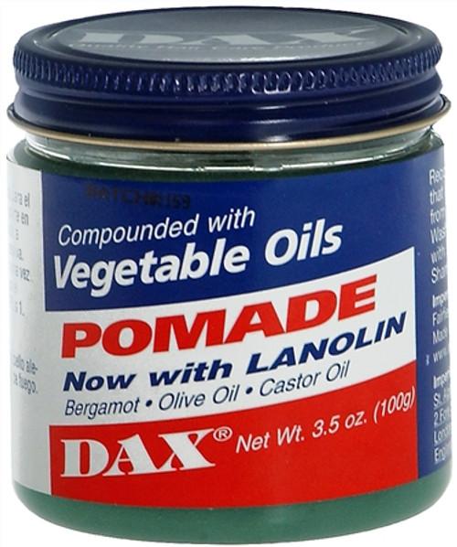 Dax Pomade With Lanolin, 3.5 oz