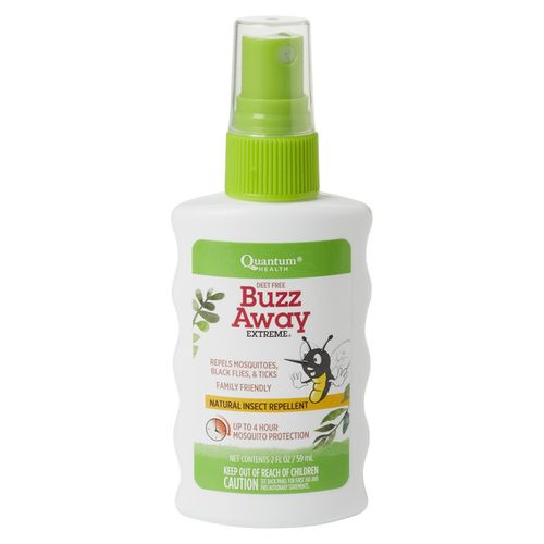Buzz Away Extreme Natural Insect Repellent Spray, 2 oz