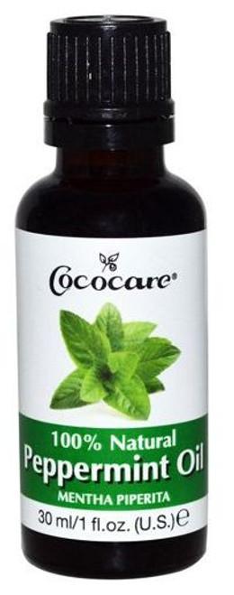 Cococare 100% Peppermint Oil, 1 oz