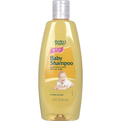 Perfect Purity Baby Shampoo, 15 oz, 1 Ea