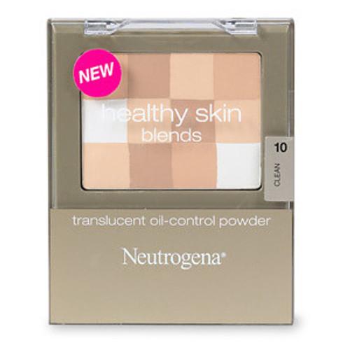 Neutrogena Healthy Skin Translucent Oil-Control Powder, 0.2 Oz, 1 Ea