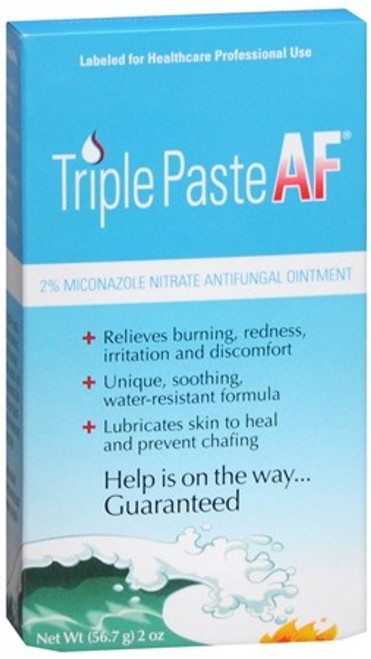 Triple Paste AF Antifungal Ointment, 2 oz, 1 Ea